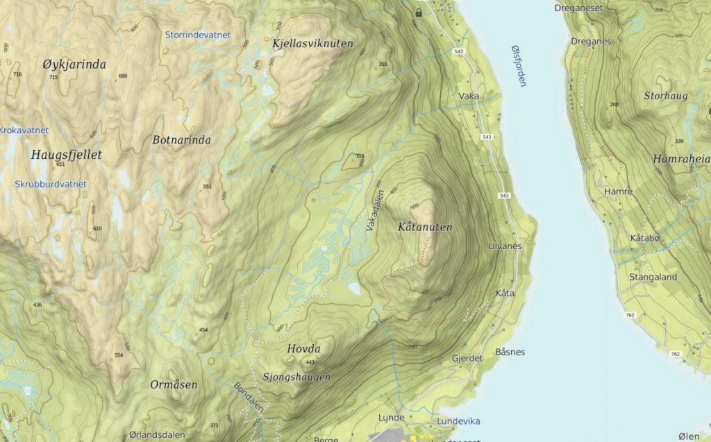 vakadalen-mapa